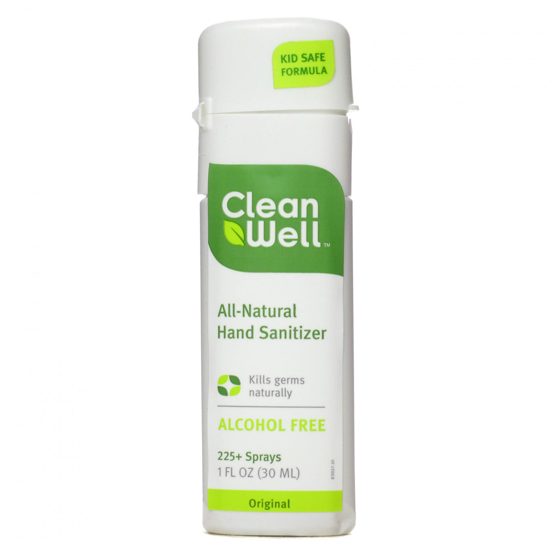Clean Well | Hand Sanitizer