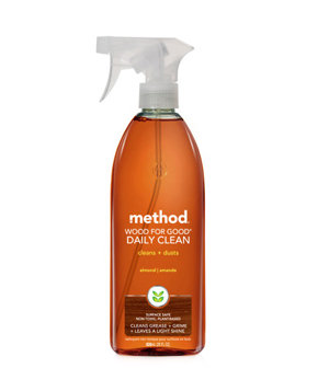 Method | Wood For Good Daily Clean