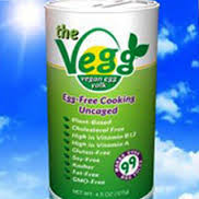 The Vegg-Vegan Egg Yolk